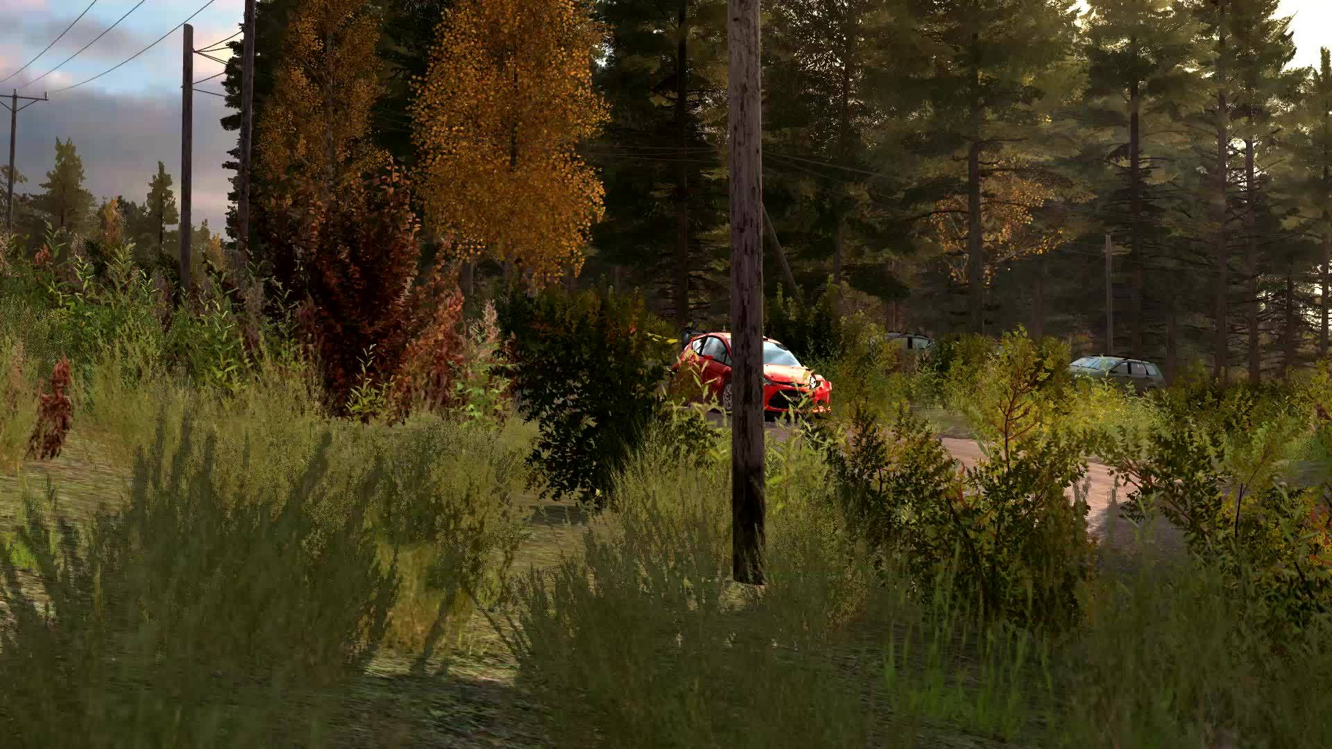 dirtgame, Why are the crash physics so poor in Dirty Rally? It's worrying. :( (reddit) GIFs