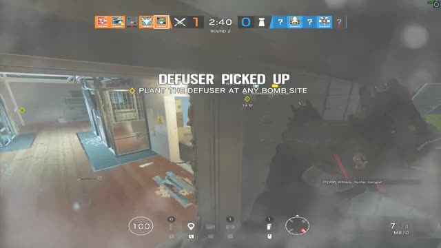 Watch and share Rainbow6 GIFs and Siege GIFs by Arrow915 on Gfycat