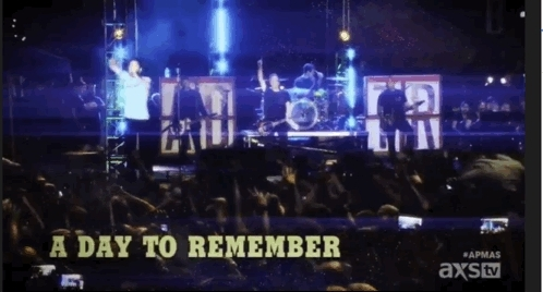 a day to remember, adtr, apmas, original post, My Generation is Zero GIFs