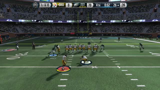 Watch this GIF by Gamer DVR (@xboxdvr) on Gfycat. Discover more ColdBlooded4041, MaddenNFL15, xbox, xbox dvr, xbox one GIFs on Gfycat
