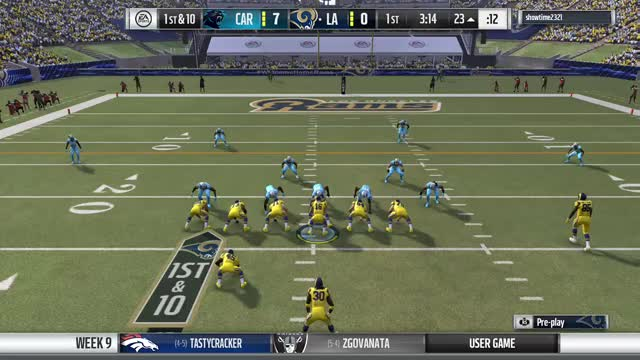 Watch and share Amerkin Dream GIFs and Maddennfl17 GIFs by Gamer DVR on Gfycat