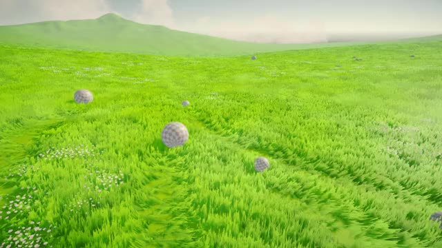 Watch and share Lwrp Grass Bending GIFs by Staggart Creations on Gfycat