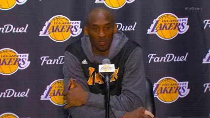 Watch and share Kobe Bryant GIFs by Off-Hand on Gfycat