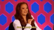 Watch and share Leah Remini GIFs and Bitch GIFs on Gfycat
