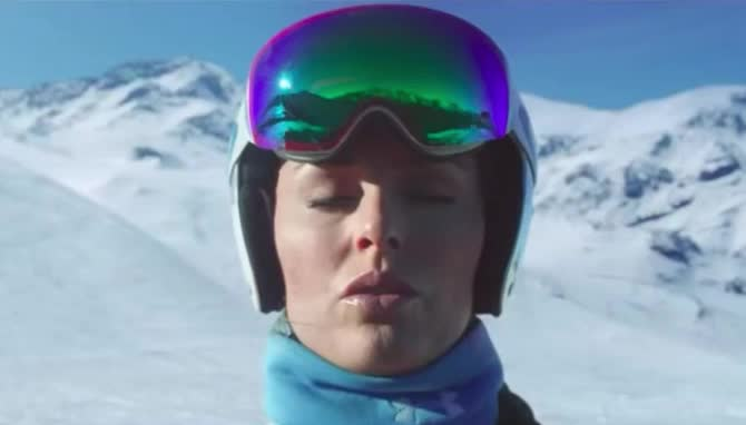 awake, breathe, eyes, focus, lindsay, mask, mediatation, meditate, open, pray, ready, ski, sleep, snow, snowboard, tired, up, vonn, wake, your, Lindsay Vonn GIFs