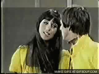 Watch sonny and cher GIF on Gfycat. Discover more related GIFs on Gfycat