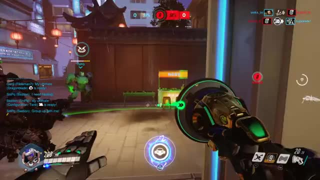 Watch and share Overwatch GIFs and Roadhog GIFs by resaix on Gfycat
