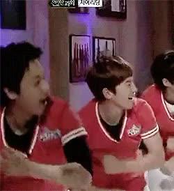 Watch and share Shinhwa Broadcast GIFs and Soooo Cute GIFs on Gfycat