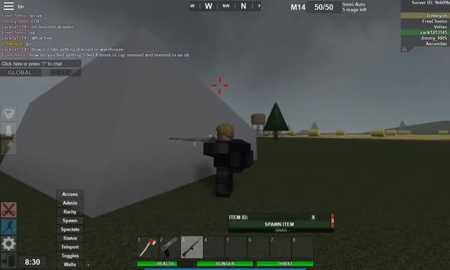 Watch and share RobloxPlayerBeta 2019-01-30 01-26-57-289 GIFs by tohkeyoh on Gfycat
