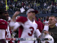 cardinals celebration thrust suckit GIFs