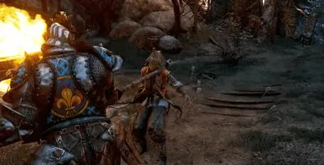 Watch Lawbringer execution GIF by Erman Kant (@ermankan) on Gfycat. Discover more forhonor GIFs on Gfycat