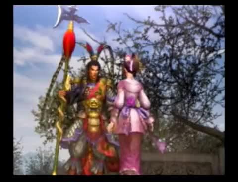 Watch Dynasty Warriors Diao&LuBu-Death GIF on Gfycat. Discover more It's true love.. GIFs on Gfycat