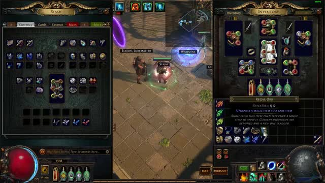 Watch and share Path Of Exile 15.12.2017 13 19 01Trim GIFs on Gfycat