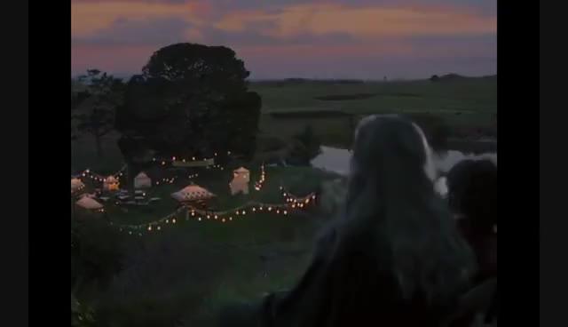 Gandalf And Bilbo Smoking Gif Find Make Share Gfycat Gifs