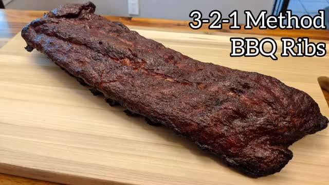 Watch and share 3-2-1 Method BBQ Ribs GIFs by mmcookingchannel on Gfycat