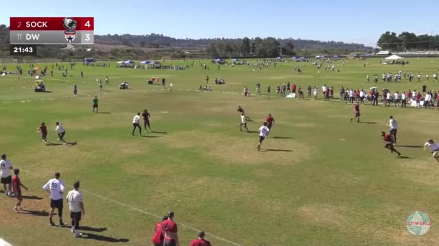 Watch and share 2018 Club Nationals Sockeye Vs. Doublewide GIFs on Gfycat