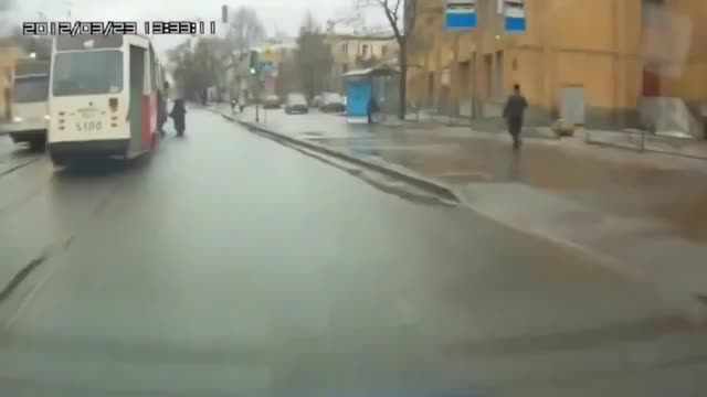 Watch and share Russian GIFs and Tram GIFs on Gfycat
