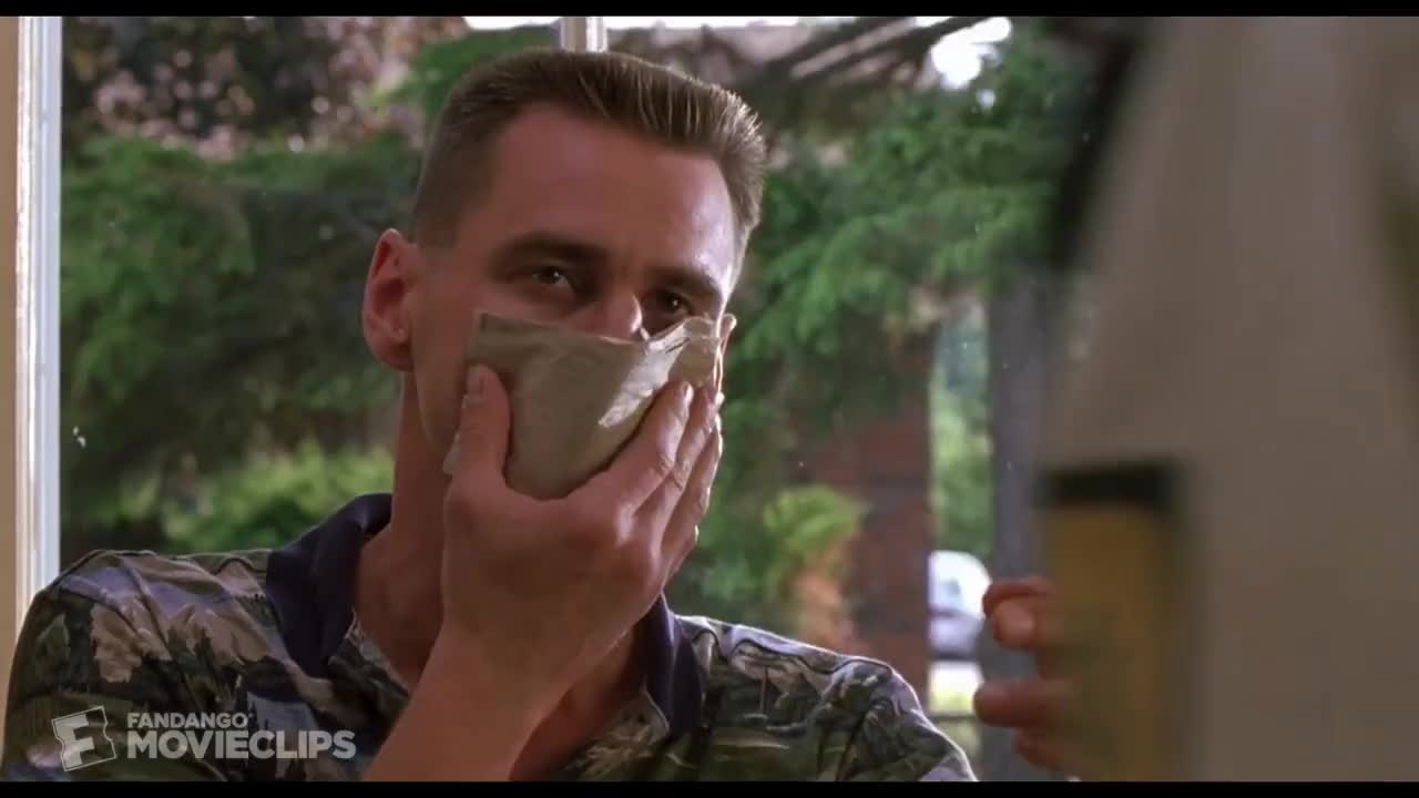 Me Myself Irene 4 5 Movie Clip What Is Your Problem 2000