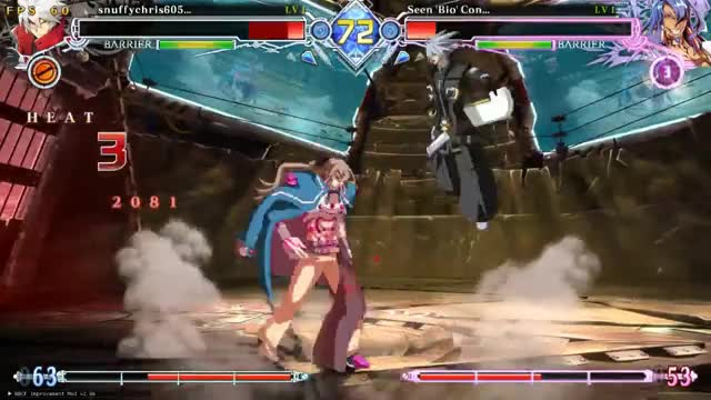 Watch and share BBCF: Ragna Things GIFs by snuffychris605 on Gfycat