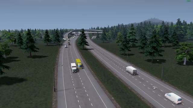 Watch and share AVO - Realistic Highway Speeds GIFs by samsamts on Gfycat