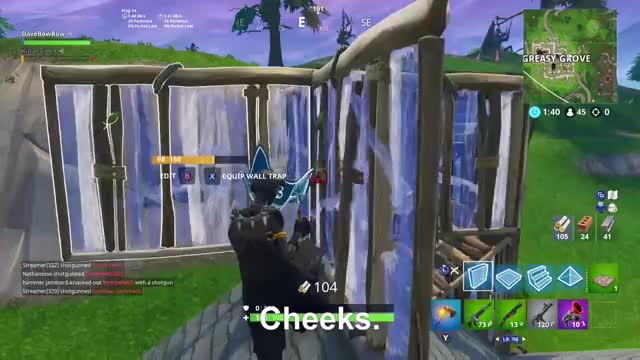 Watch this GIF by Gamer DVR (@xboxdvr) on Gfycat. Discover more DaveBowBow, FortniteBattleRoyale, xbox, xbox dvr, xbox one GIFs on Gfycat