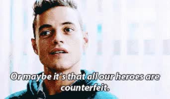 Watch this trending GIF on Gfycat. Discover more rami malek GIFs on Gfycat