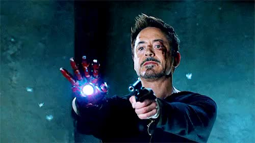 Watch and share Iron Man GIFs on Gfycat