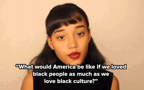 amandla stenberg, Black people GIFs