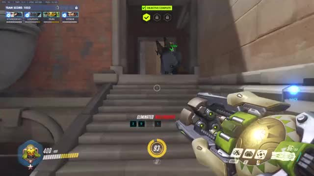 Watch Uprising pro Orisa shield GIF on Gfycat. Discover more Overwatch, orisa, overwatch GIFs on Gfycat