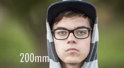 educationalgifs, How camera lenses work. GIFs