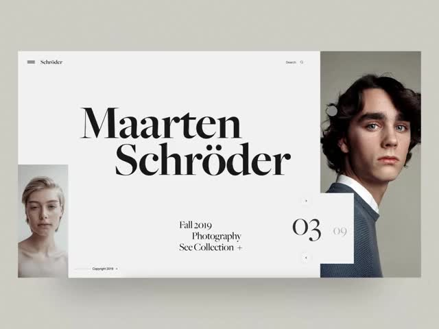 Watch and share 1.rron-schroder-dribbble GIFs on Gfycat