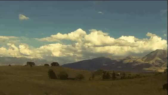 Watch and share Livingston, Montana Time Lapse animated stickers on Gfycat