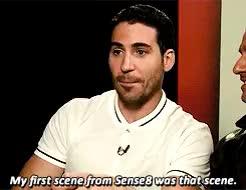 Watch and share Sense8 Cast GIFs and Sense8edit GIFs on Gfycat