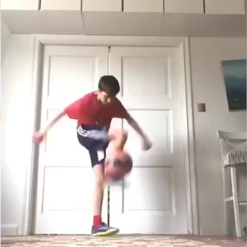 funny, kid, fail, Feet skills GIFs