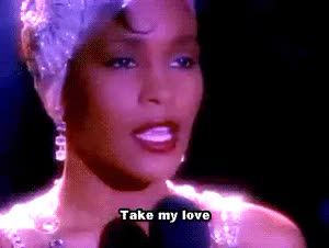 Watch and share Whitney Houston GIFs and I Have Nothing GIFs on Gfycat