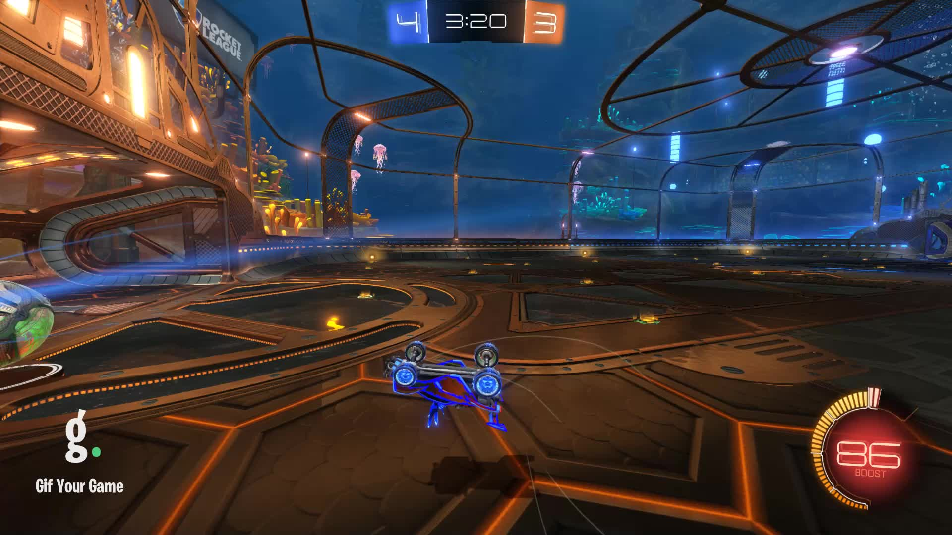 Gif Your Game, GifYourGame, Goal, Rocket League, RocketLeague, Timper [NL], Goal 8: Timper [NL] GIFs