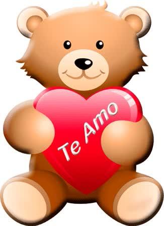 Watch and share Fed Te Amo Con Movimiento Te Amo Mi Amor Con Movimiento animated stickers on Gfycat