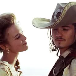 Watch and share Keira Knightley GIFs and Elizabeth Swann GIFs on Gfycat