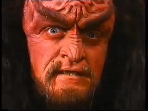 Watch and share Star Trek GIFs and Klingon GIFs by Geek & Sundry on Gfycat