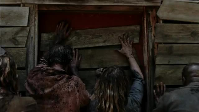 Watch and share Reversebackwards S03e07 When The Dead Come Knocking GIFs by nyradb on Gfycat