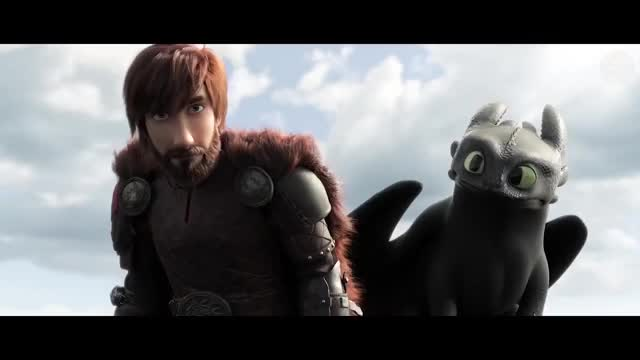 Watch this toothless GIF by Jordan Frost (@frost42) on Gfycat. Discover more badass, bearded hiccup, hiccup, how to train your dragon 3, how to train your dragon 3 trailer, toothless GIFs on Gfycat