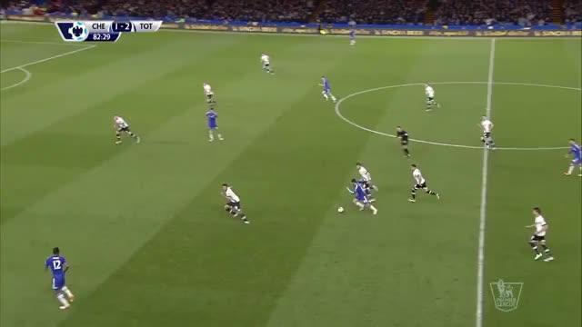Watch and share Eden Hazard Vs Tottenham GIFs by kovacsdaniel on Gfycat