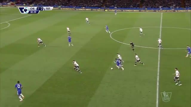 Watch and share Eden Hazard Vs Tottenham GIFs by kovacsdaniel on Gfycat