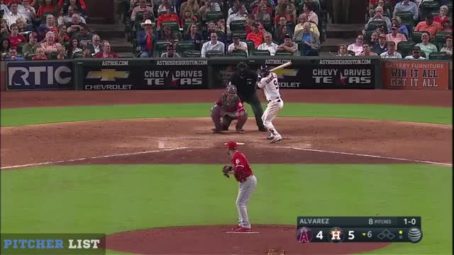 Watch Jose Alvarez CH GIF on Gfycat. Discover more baseball GIFs on Gfycat