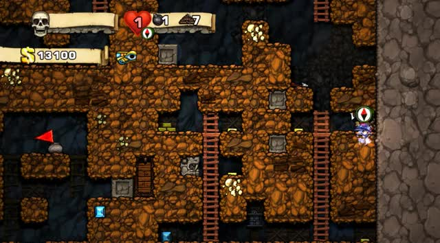 Watch and share Spelunky GIFs and Games GIFs by Soitora on Gfycat