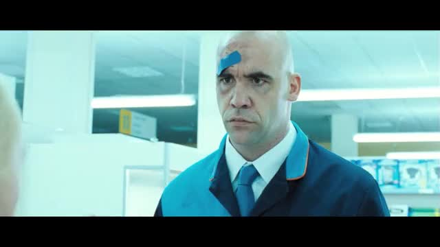 Watch and share Rory Mccann GIFs and Hot Fuzz GIFs on Gfycat