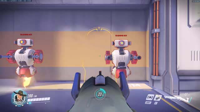 Watch Ashe GIF on Gfycat. Discover more ana, overwatch GIFs on Gfycat