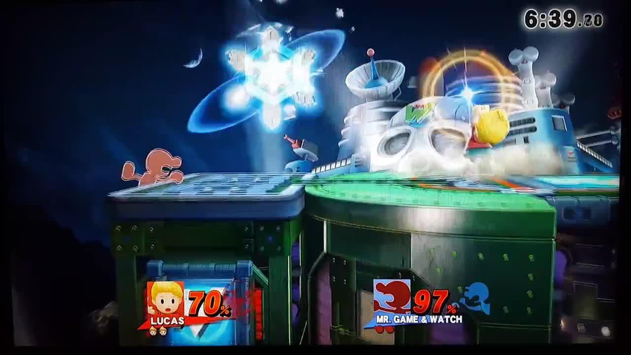 CHIP(Lucas) vs CAV(G&W) - Windbox: The Game (reddit) GIFs