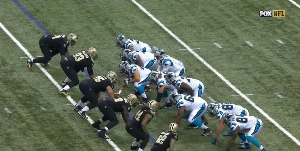 panthers, Stew fumble loss TD GIFs