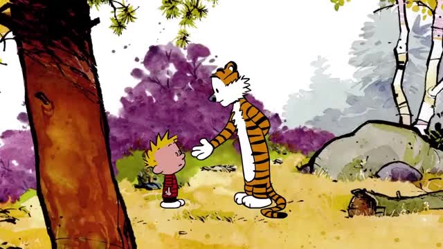 Watch this dance GIF by The GIF Forge (@leahstark) on Gfycat. Discover more Bill Watterson, Calvin and Hobbes, dance GIFs on Gfycat